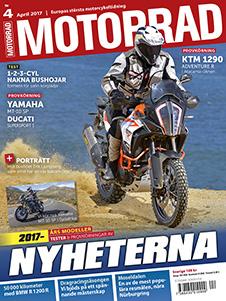 Motorrad nr 3.