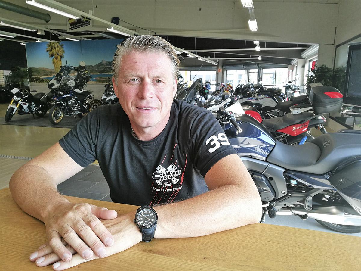 Nya tält från Moto Action | Bike powered by Motorrad